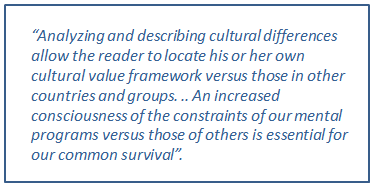 cultural baggage definition